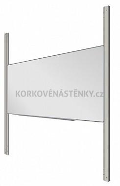 Magnetická tabuľa MANAŽER K/PYLON AL 300 x 120 cm