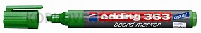Popisovač Edding 363 zelený (plniteľný)