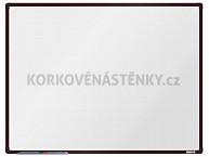 Magnetická tabuľa E 150x120 (AL rám hnedý)