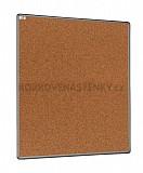 Nástěnka pro lištový systém KOREK 100x120 LS