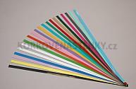 Magnetické pásky 1. sada barev - 20 ks