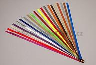 Magnetické pásky 2. sada barev - 20 ks