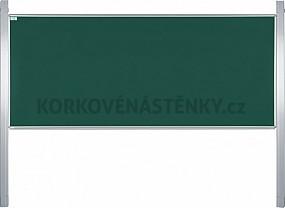 Magnetická tabuľa ŠKOL K/PYLON AL 200 x 120 cm