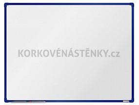 Magnetická tabule K 150x120 (AL rám modrý)