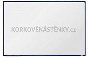 Magnetická tabule K 180x120 (AL rám modrý)