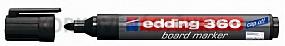 Popisovač Edding 360 černý (plniteľný)