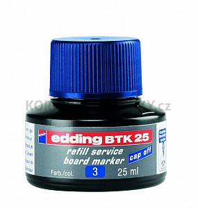Atrament BTK 25 - modrý