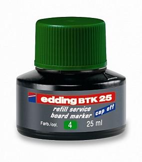 Atrament BTK 25 - zelený