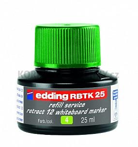 Atrament RBTK 25 - zelený