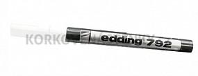 Permanentný popisovač Edding 792 (biely)