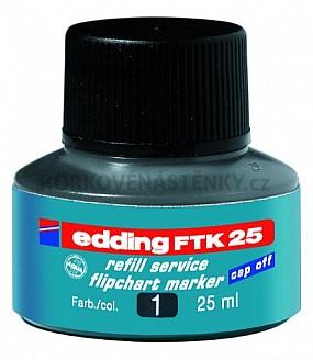 Atrament FTK 25 - červený