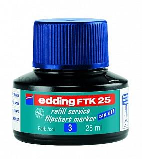 Atrament FTK 25 - modrý