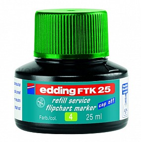 Atrament FTK 25 - zelený
