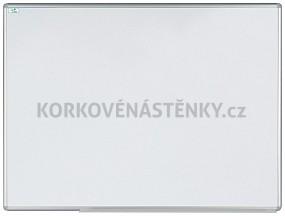 Magnetická tabule s odkládací poličkou MANAŽER L 60 x 90 cm