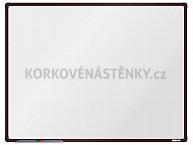 Magnetická tabule E 150x120 (AL rám hnědý)