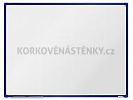 Magnetická tabuľa K 120x90 (AL rám modrý)
