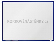 Magnetická tabuľa K 150x120 (AL rám modrý)