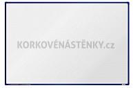 Magnetická tabuľa K 180x120 (AL rám modrý)