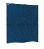 Nástenka pre lištový systém TEXTIL 120x120 LS