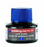 Atrament RBTK 25 - modrý