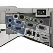 Interaktívna zostava TRIPTYCH K 200x120 zvedací AL EPSON EB-695Wi (dotyk)